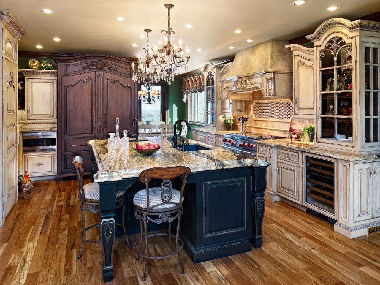 Kitchen Design Boulder Traditional Old World Custom Kitchen  Boulder Colorado  Interior