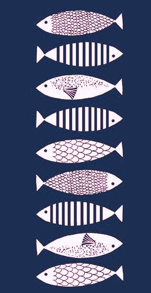 Print sardines