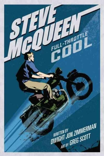 Rediscover, or experience for the first time, the incredible life story of a true American icon. Steve McQueen said, I'm not sure whether I'm an actor who races or a racer who acts. Fortunately for us