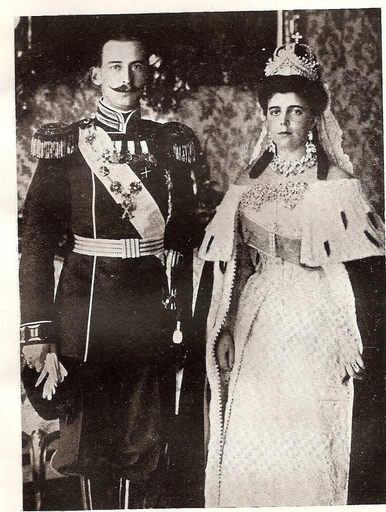 Wedding Of Prince Nicholas Of Greece Denmark And Grand Duchess Elena Of Russia 1902 Greek Royal Family Royal Weddings Royal Brides [ 1024 x 771 Pixel ]