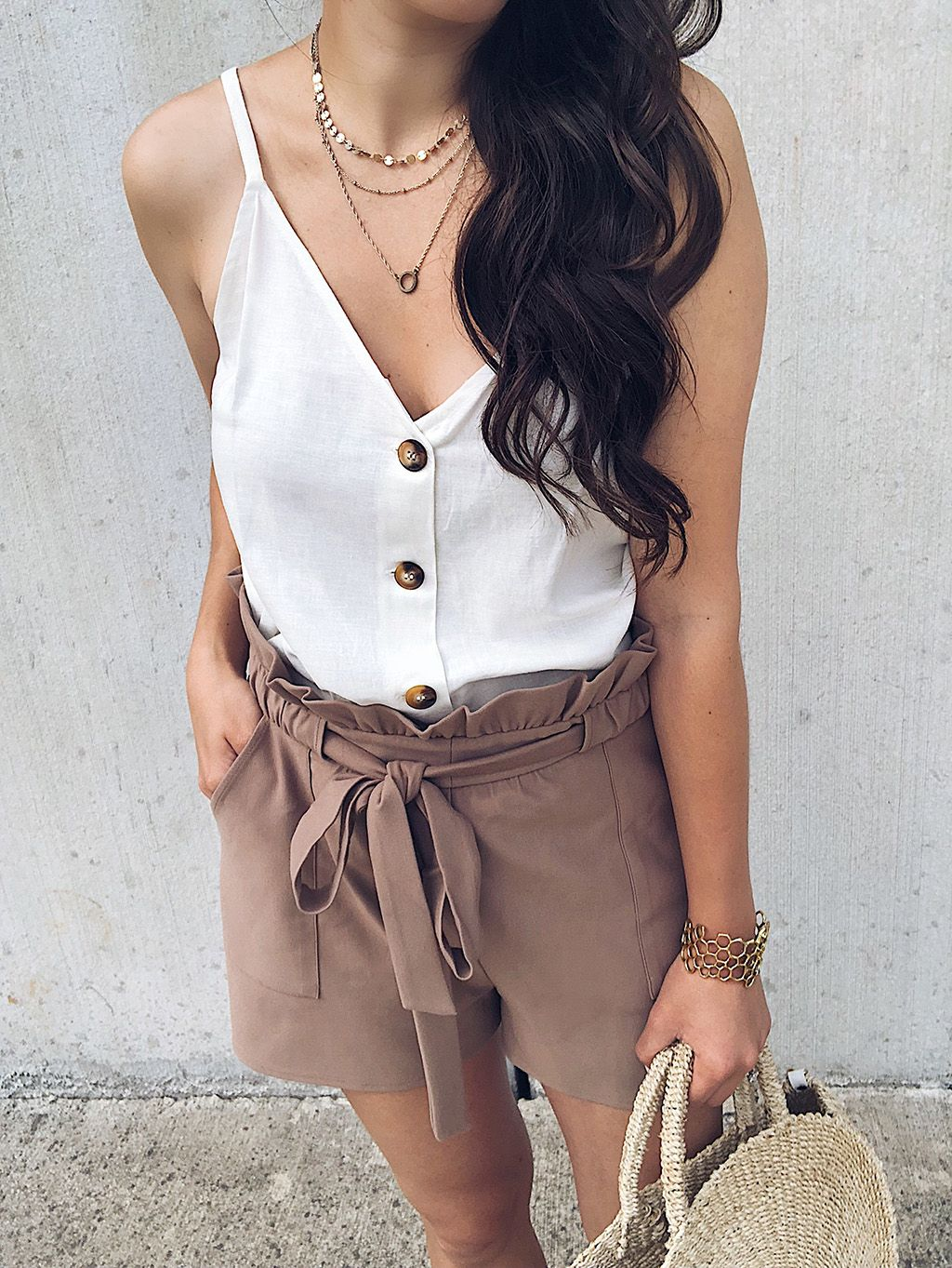 e6e467924 Trend Alert  Paperbag Shorts + GIVEAWAY