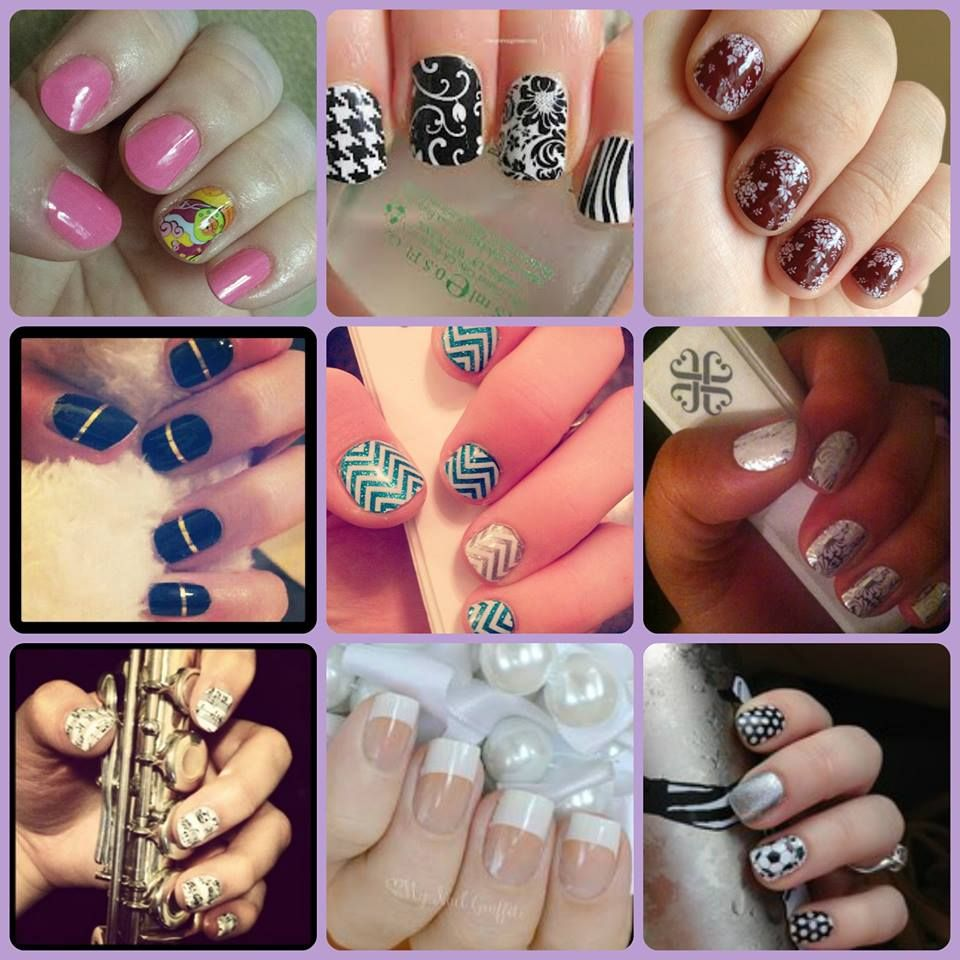 Jamberry nails--jamberry styles. No matter what your style ...