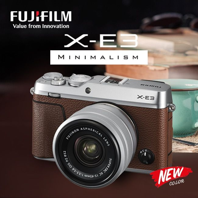 Fujifilm X100F Brown Unboxing Fujifilm X100 Brown Take has received