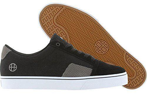 HUF Skateboard Shoes SOUTHERN BLACK/CHARCOAL - http://on-line-kaufen.de/huf/huf-skateboard-shoes-southern-black-charcoal