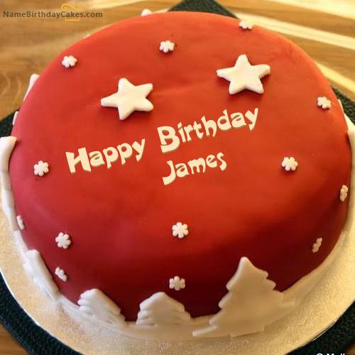 Name Birthday Cake Images