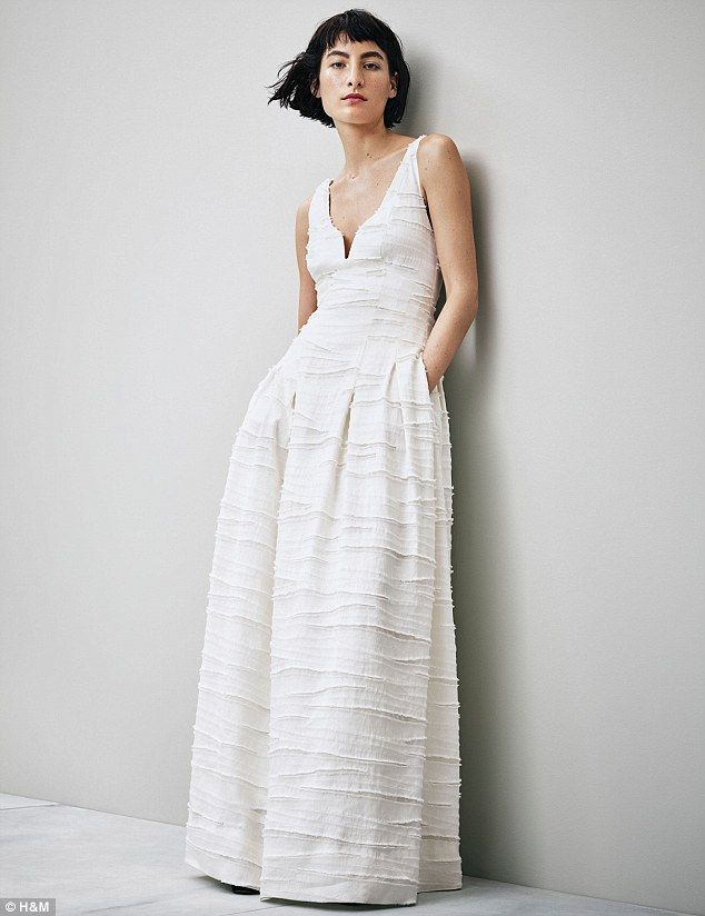 HM Releases First Ever Bridal Collection Wedding GownsWedding DresssesHigh Street
