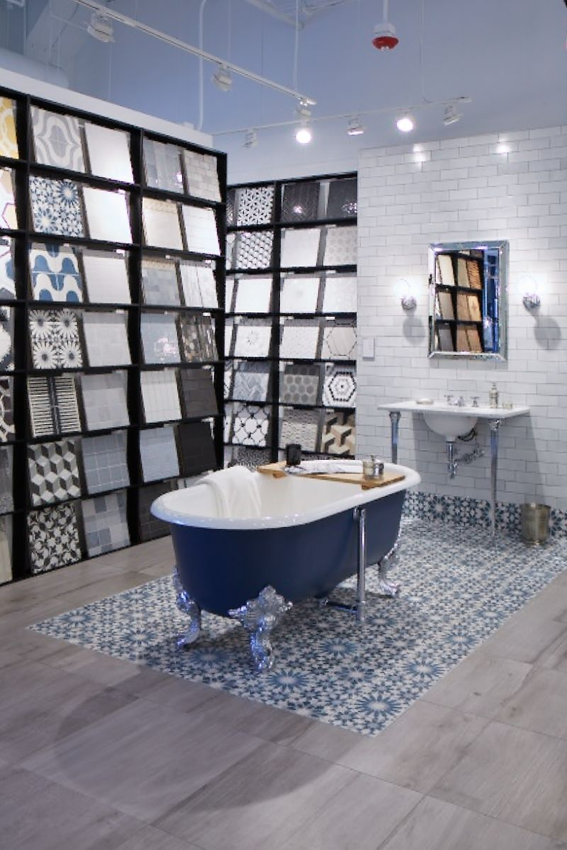 Awe Inspiring Ann Sacks Boston Showroom Redesign North Austin Showroom Beutiful Home Inspiration Xortanetmahrainfo