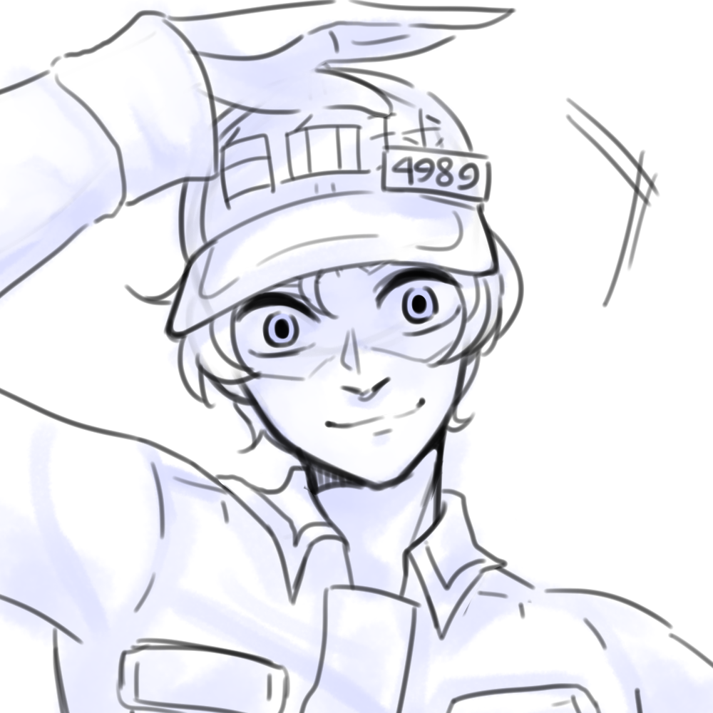 I Draw And Suffer Random Anime Crossovers Pinterest White Blood Cells Diagram