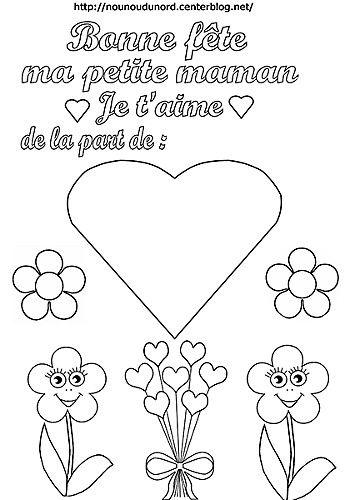 Fete Maman Mettre Photo Dans Le Gros Coeur Jpg Fichiers Partages Acrobat Com Coloriage Fete Des Meres Bon Fete Maman Activite Fete Des Meres