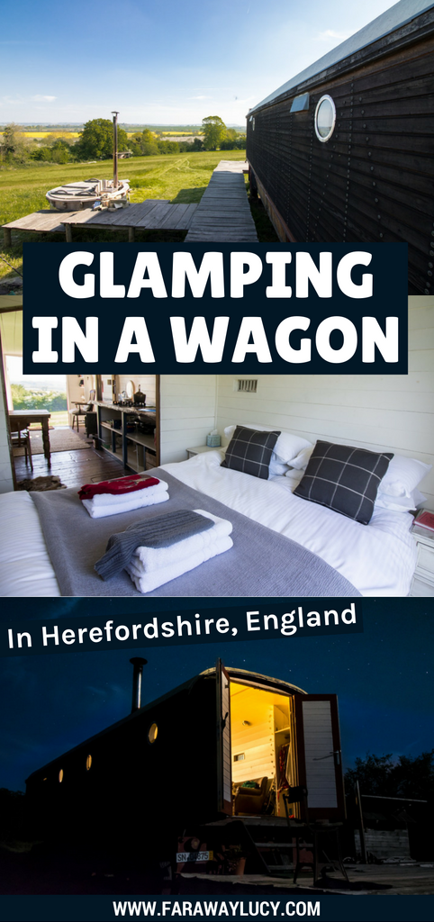 Herefordshire Hideaways Winding Down In The Stargazer S Wagon Faraway Lucy Herefordshire Travel Hideaway
