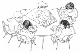 Balanced Literacy Guided Reading - She has a great lesson template and wonderful organizational ideas.