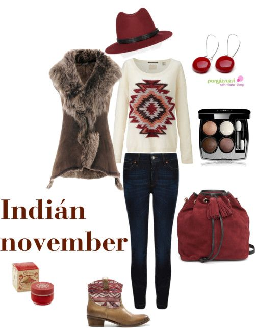 Indián november