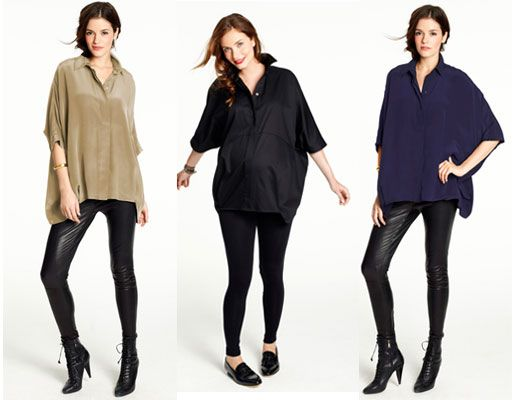 Maternity style: How to wear this season's hottest trends (with your baby bump)