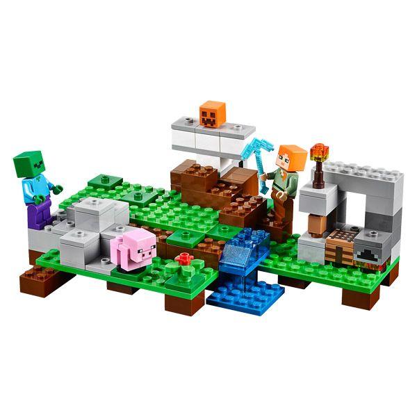 Golem Lego® De In Minecraft 21123 Fer 2019Jouets Le uc3KJTlF1