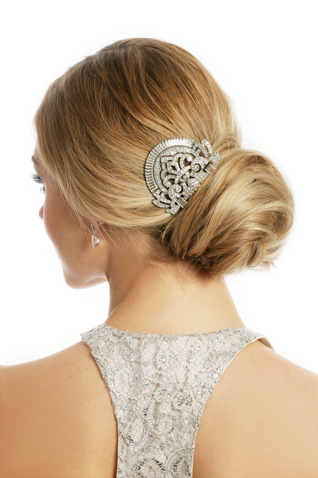 deco bridal comb | wedding, weddings and bridal hair
