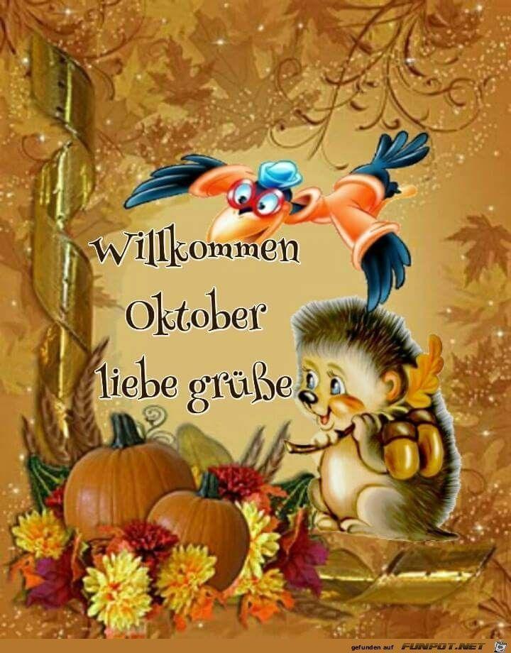 October – Good morning – #good #morning #october