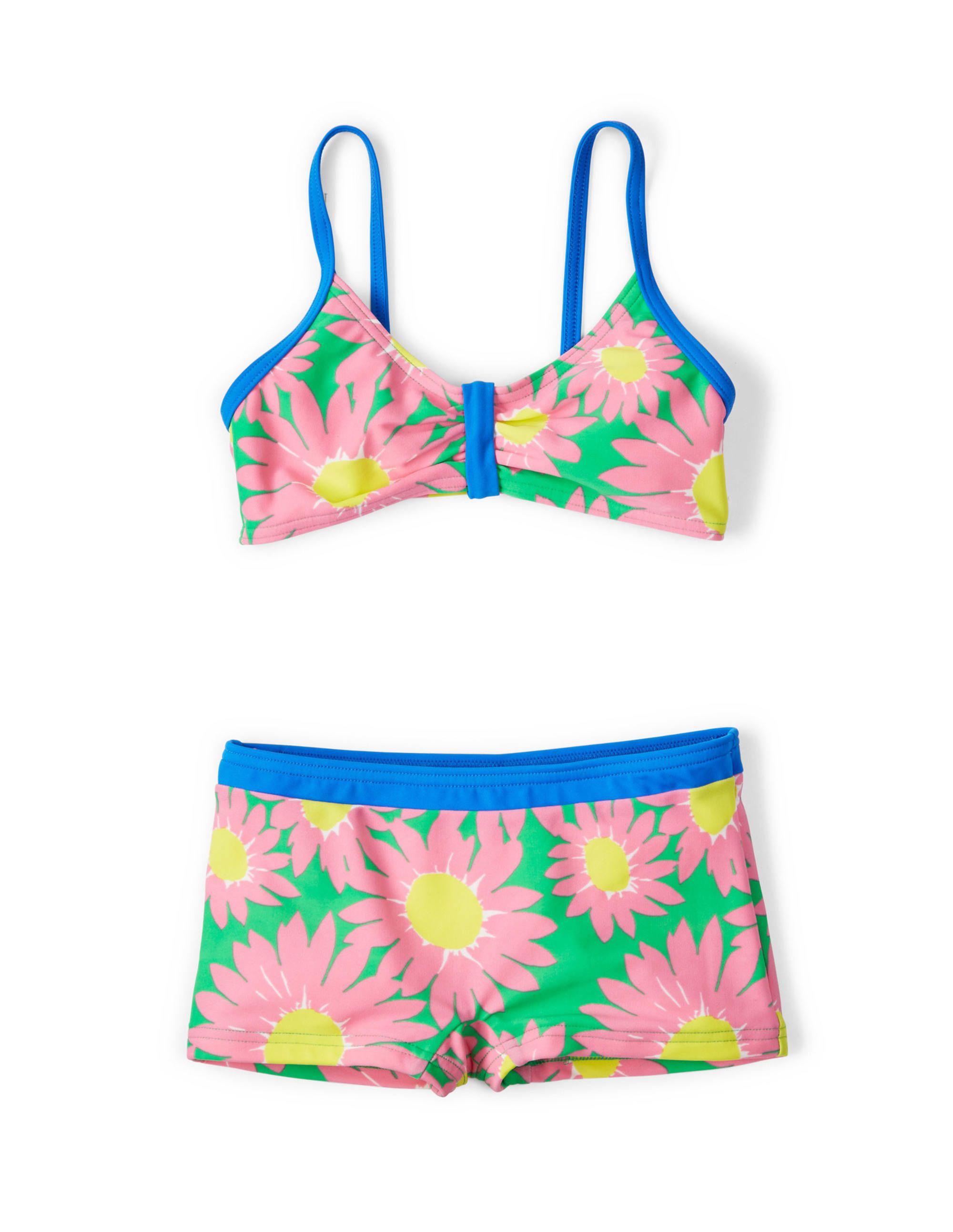 Mini Boden floral Surf Bikini.