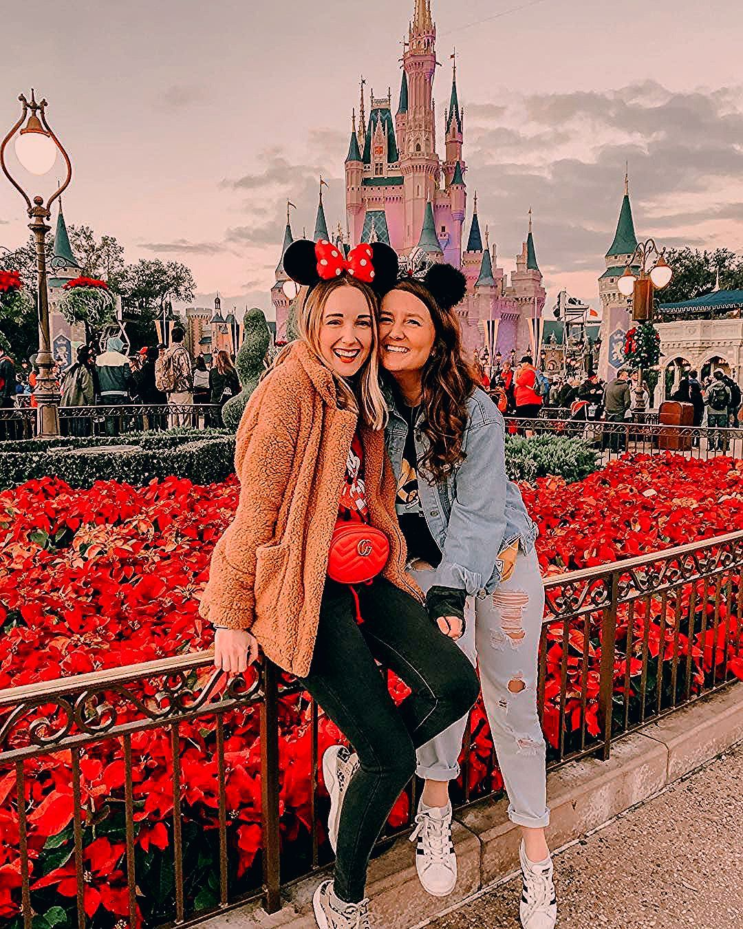 Photo of Disneyland Outfits Winter