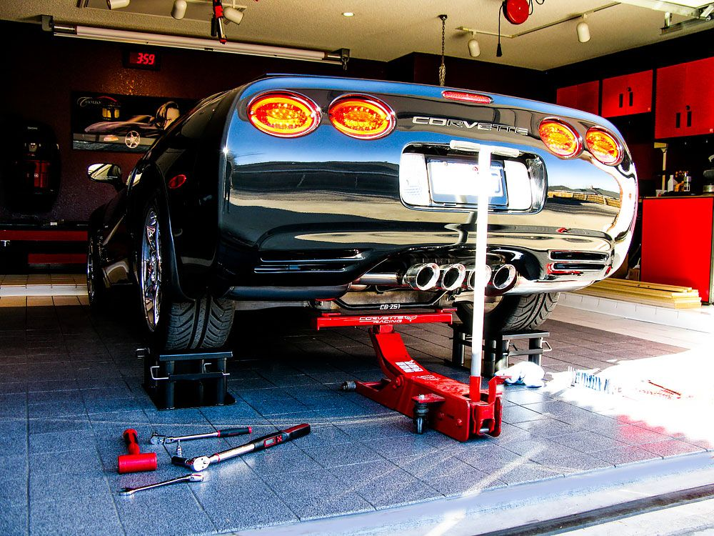 Lift Stand for Autos & Cars | My Lift Stands| for DIY Car ...