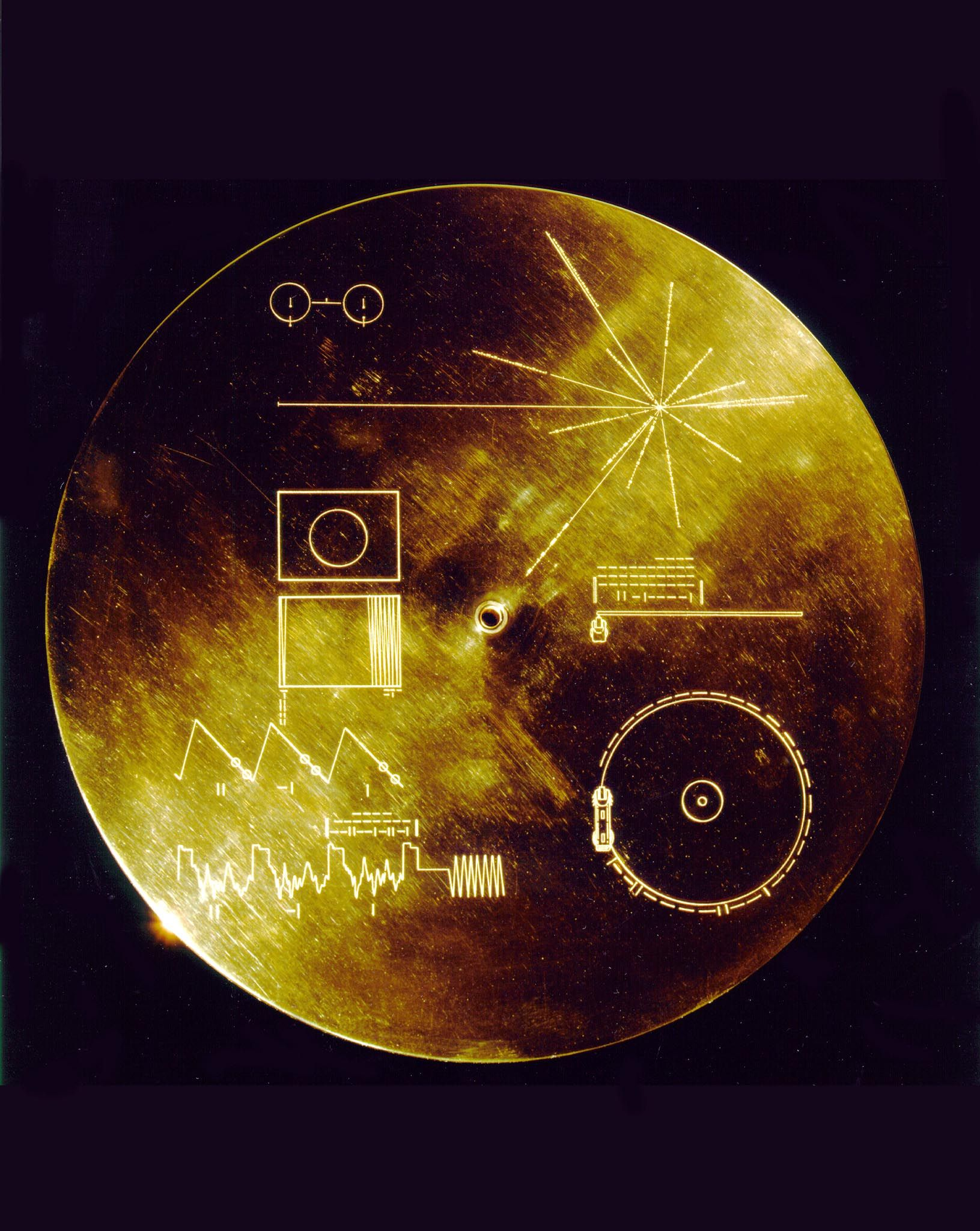 Les Sons Venus De La Terre Que Les Extraterrestres Ont Peut Etre Entendu Extraterrestres Extraterrestre Nasa