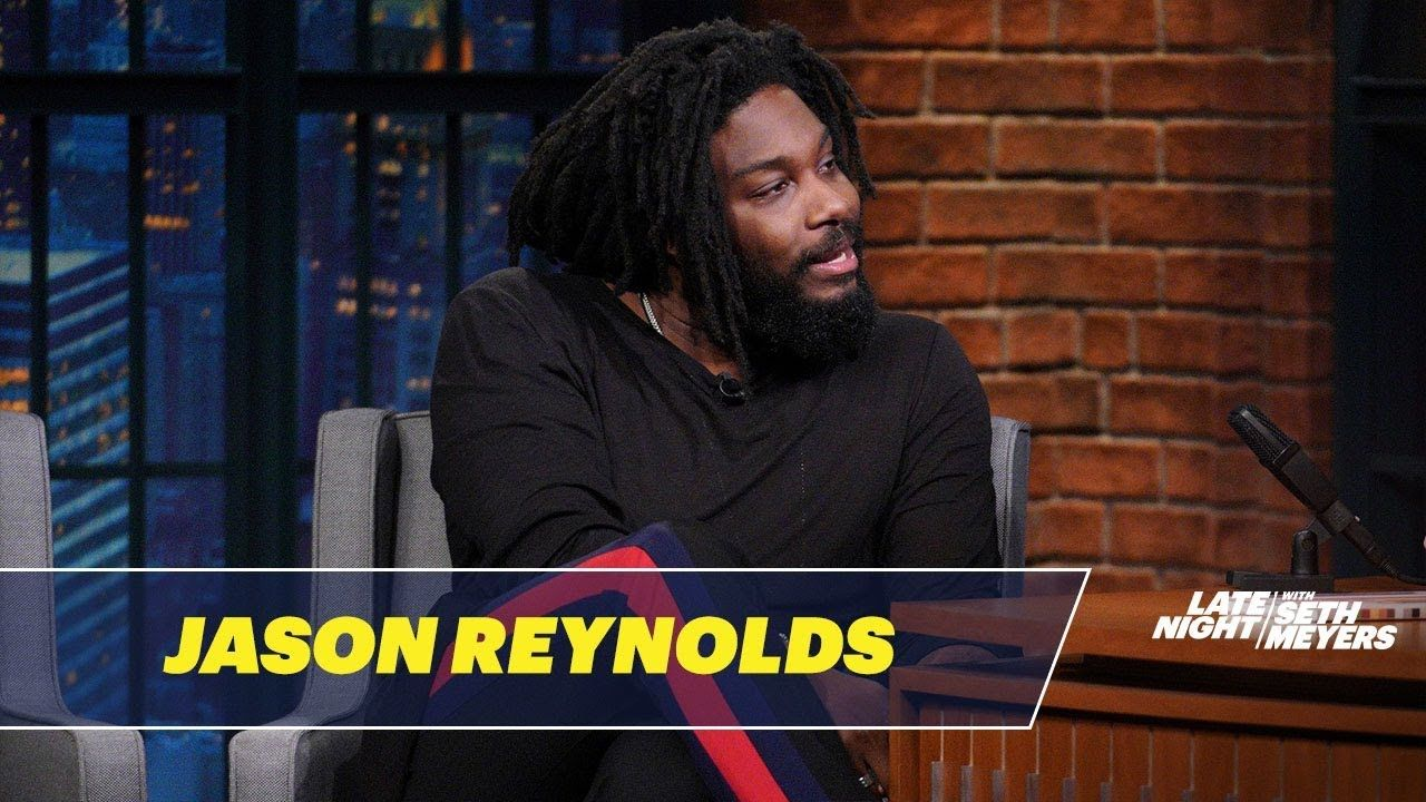 Jason Reynolds and Dreamers   The dreamers, Book of poems ...