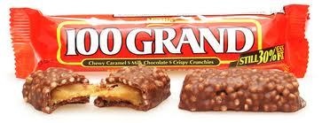One of my favorite candy bars!