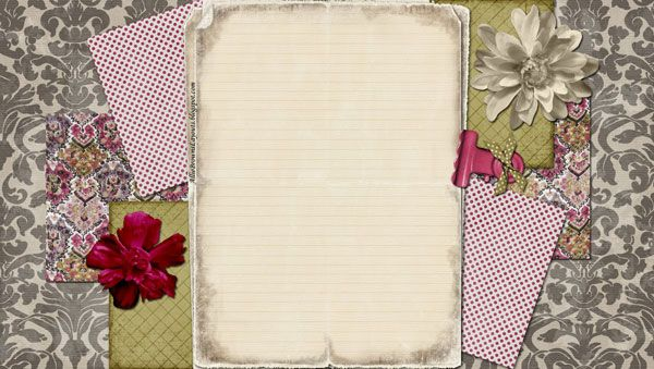 Free Blog Backgrounds From The Fall Collection Kit Blog
