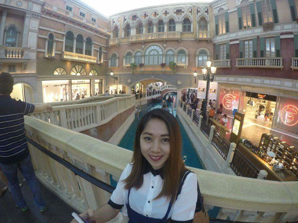 The Venetian in Macau