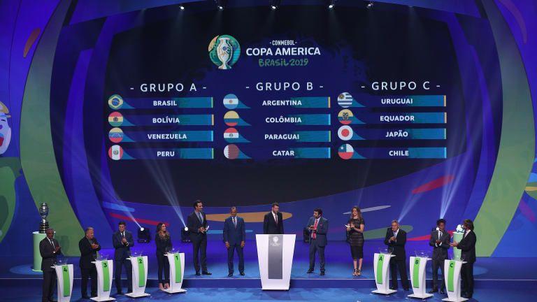 Como Assistir A Copa America Em Portugues Os Fas De Futebol Nos