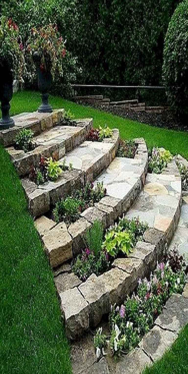 Photo of Affordable Garden Path and Walkways Design For Your Amazing Garden 60 – HomeIdeas.co
