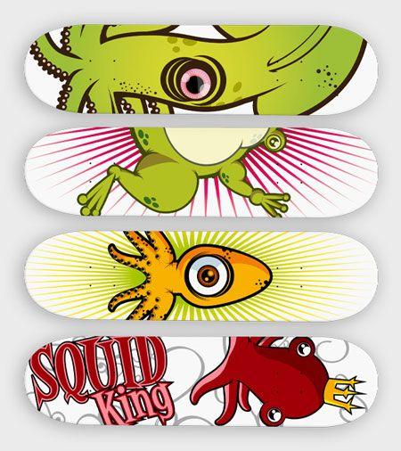 Pin En Tablas De Skate