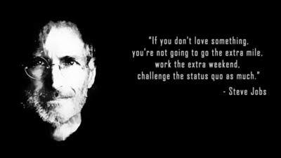 Hot 10 Quotes Paling Inspiratif Dari Steve Jobs Rest In Peace Steve Jobs Orang Dunia