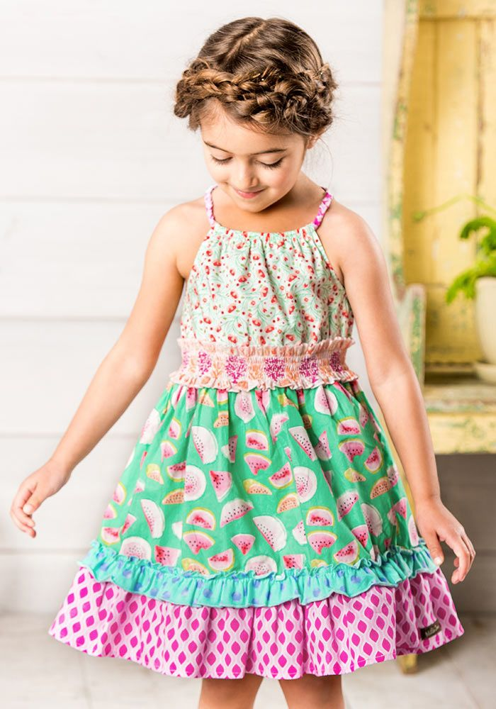 "923aa32f0dda1 Slice of Life Dress - Matilda Jane Clothing | ""My Dream Closet with ..."