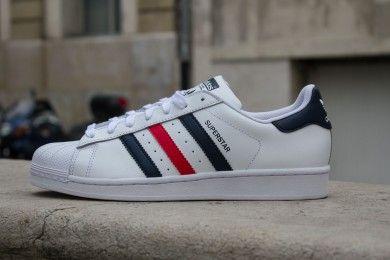 Adidas Superstar Bleu 7