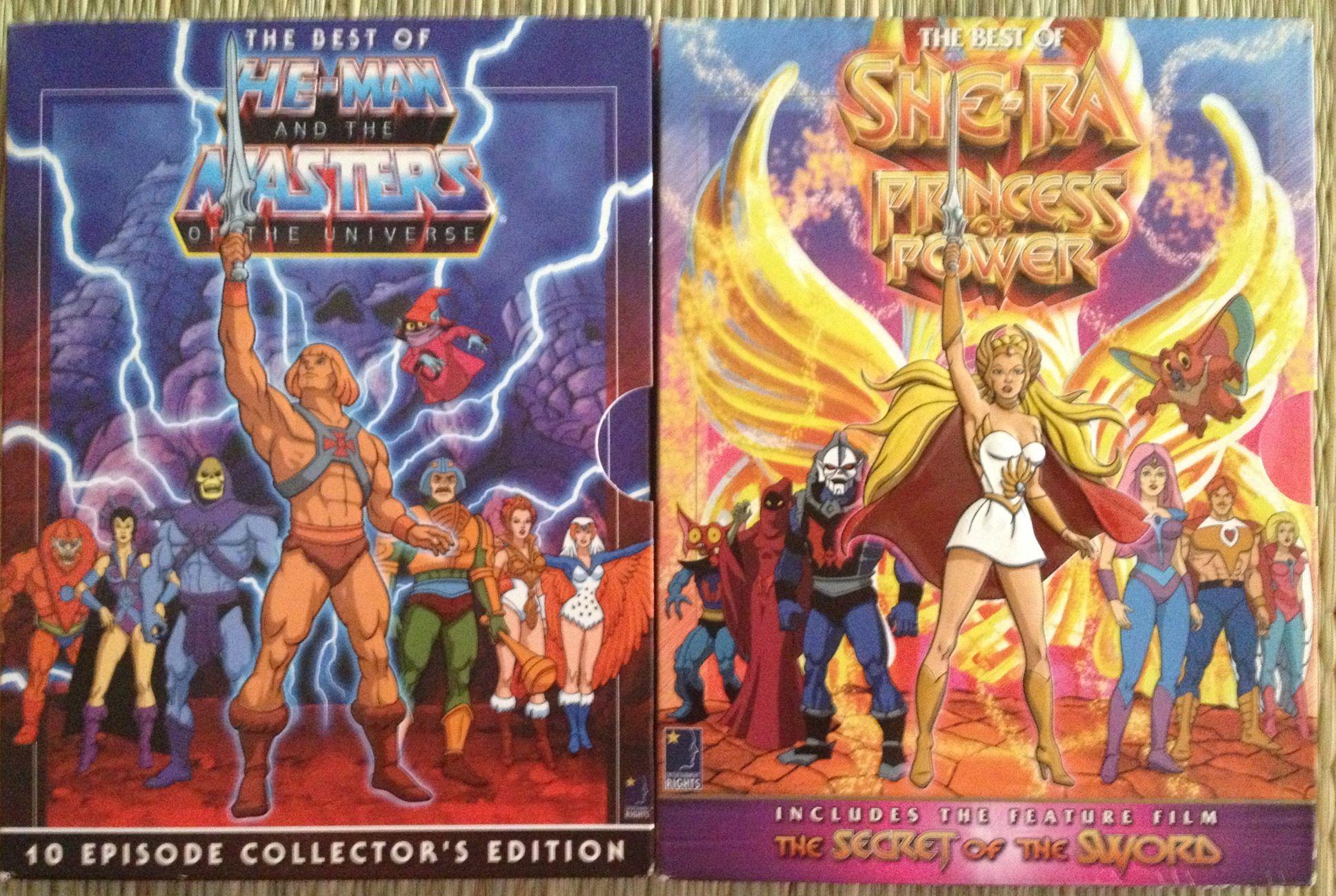 He man and shera 80s cartoons geek stuff book worms