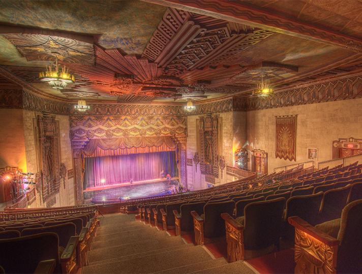 Showtime | Discover Los Angeles Warner Grand Theatre in San Pedro