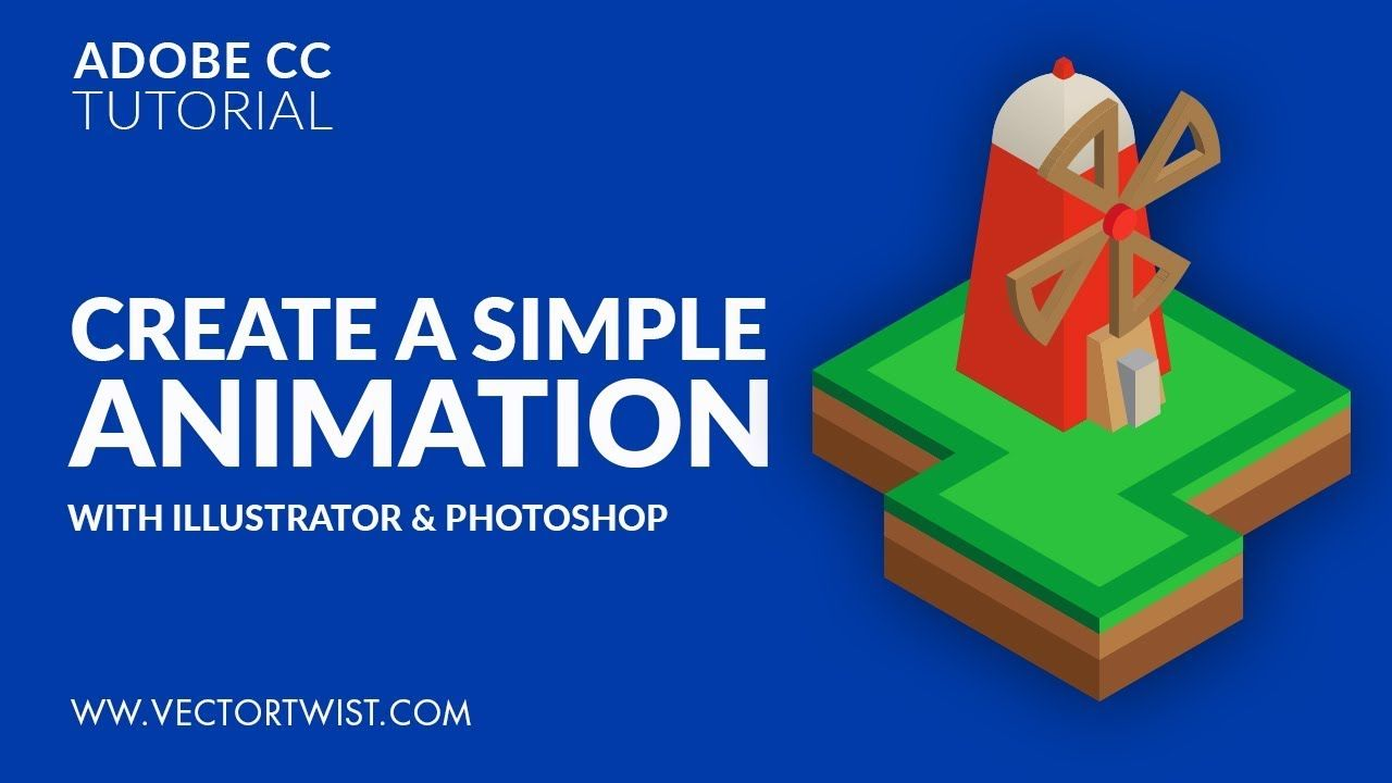 How to Create a Simple Animated Gif with Illustrator and