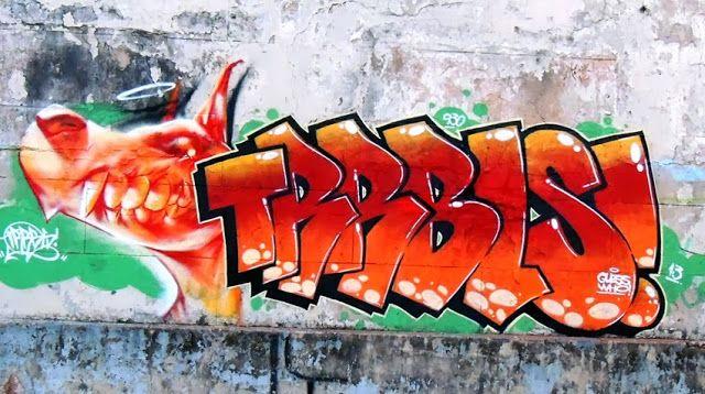Cubas + EddyGraff  = TRRBLS !