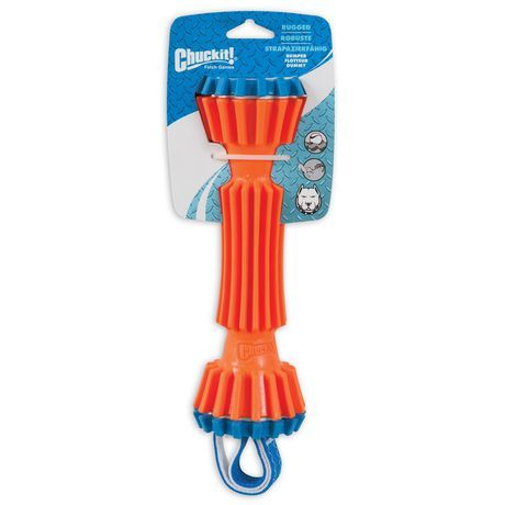 Chuck It Chuckit Rugged Bumper Large Dog Toy Assorted Large