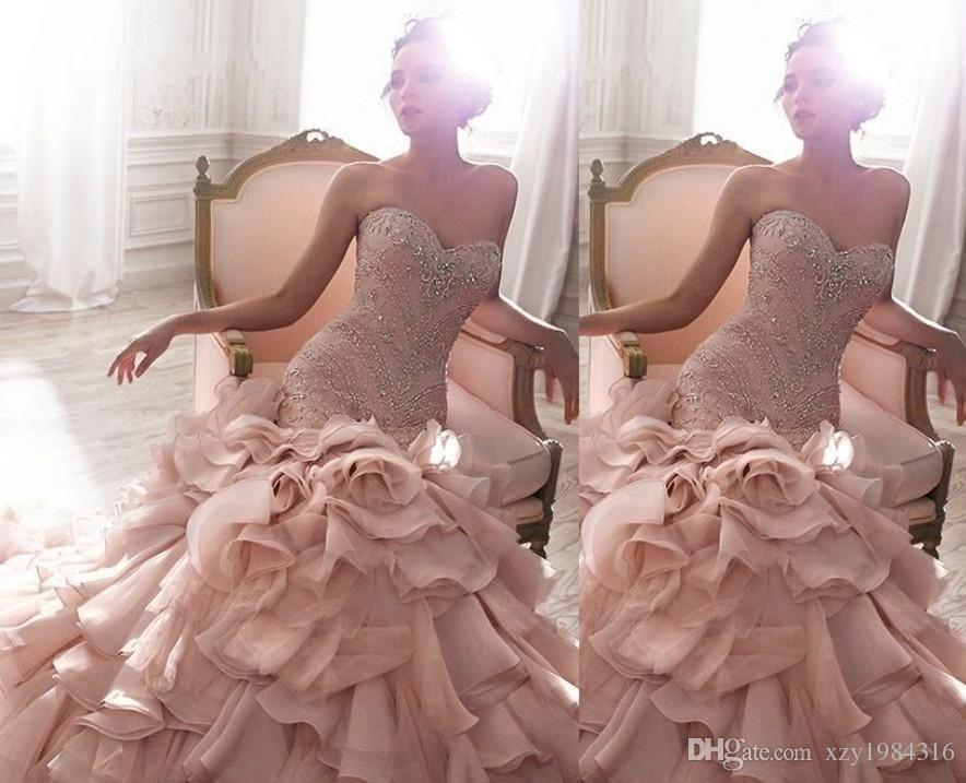 vintage sweetheart corset mermaid dress