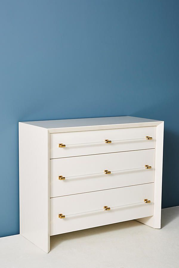 Merriton Three Drawer Dresser With Images Three Drawer Dresser
