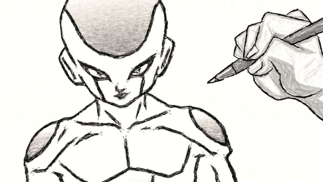 Comment Dessiner Freezer De Dragon Ball Z Youtube Con Dessin Facile A Faire Dragon Ball Z E Maxresdefault 3 Con De Dessins Faciles Dessin Dessin Facile A Faire