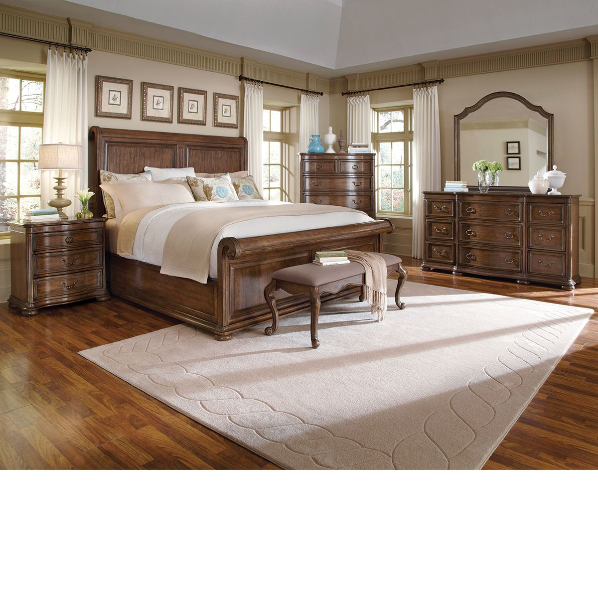 Master bedroom furniture  The Dump Furniture  COTSWOLD SLEIGH  Bed search  Pinterest  Dump