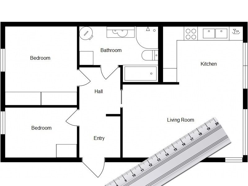 Roomsketcher Home Designer Is An Easy To Use Home Design Software That You Can