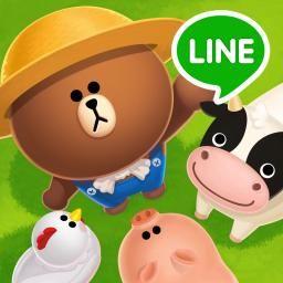Line ブラウンファーム Ios Storeのアプリランキングとアプリのstore Stats ブラウン Line アプリアイコン アプリ