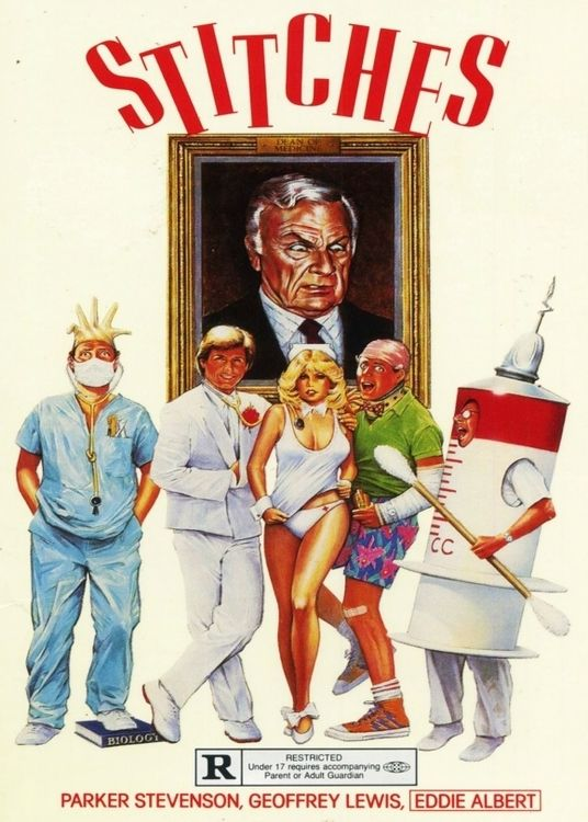 Image result for STITCHES (1985) movie poster
