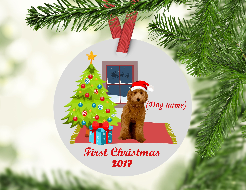 doodle christmas ornament goldendoodle christmas ornament labradoodle christmas ornament goldendoodle ornament labradoodle - Goldendoodle Christmas Ornament