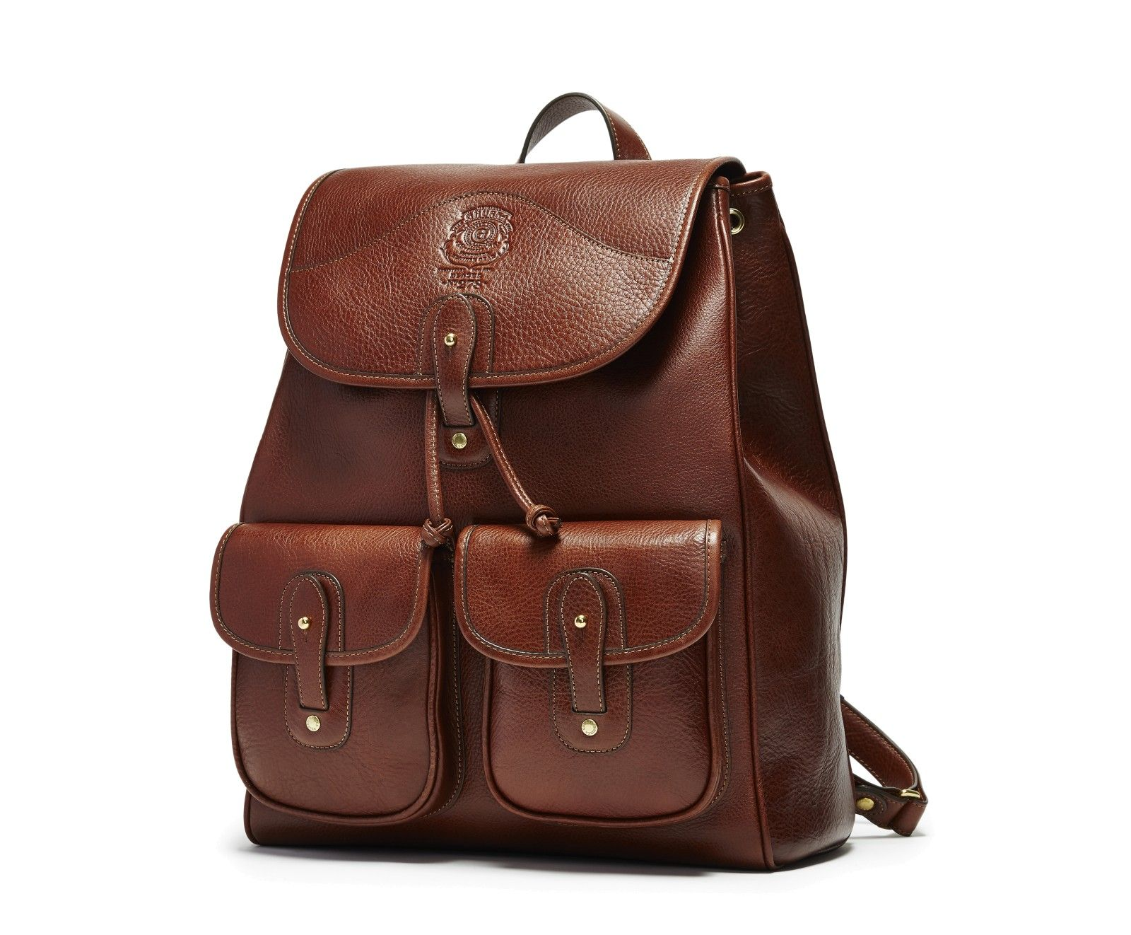3096c1fe4c00 BLAZER No. 278 LEATHER BACKPACK