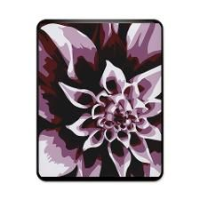 Deep Purple Flower iPad Case. Click to see this design on other products.