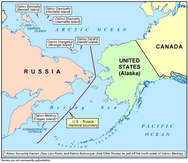 Tens of Thousands Sign Petition To Reunite Alaska With Russia ...